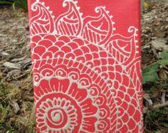 Original Mandala Painting 5x7
