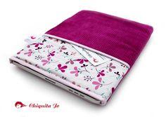 IPAD- Notebooktasche ·✿· Zarte Blüten·✿· mit ex...