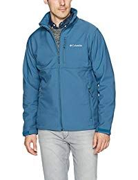 New Columbia Men's Ascender Softshell Front-Zip Jacket - Choose SZ color Mens Jackets. offers on top store Mens Fashion Magazine, Blue Heron, Softshell, Winter Accessories, Faux Leather Jackets, Fashion Wear, Hooded Sweatshirts, Columbia, Hooded Jacket