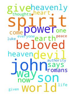 POWER OF LORD JESUS CHRIST PROVIDED TO EVERYONE OF -  POWER OF LORD JESUS CHRIST PROVIDED TO EVERYONE OF THE BELIEVERS Dear Beloved In Christ Jesus Word of God says in; Psalm 1211 I lift up my eyes to the mountains where does my help come from Psalm 1212 My help comes from the Lord Jesus Christ the maker of Heaven and earth. Philippians 467 Do not be anxious about anything, but in every situation, by prayer and petition, with thanksgiving, present your requests to God. And the peace of God…
