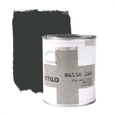 Stapelgoed - Matte Lak - After Dark - Zwart - Painted Pumpkins, After Dark, Canning, Lak, Tableware, Autumn, Collection, Coriander, Coconut