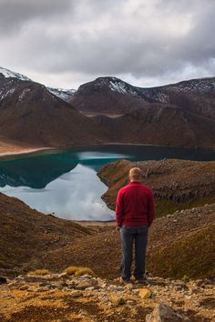 Hiking Tama Lakes In Winter, Tongariro National Park, New Zealand Country Lifestyle, Windy Day, Spring Blooms, Photo Diary, Day Hike, Nice View, Lakes, New Zealand, Travel Destinations