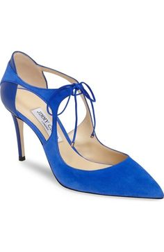 13b9730bd40d9d Jimmy Choo Vanessa Lace-Up Pump (Women) available at  Nordstrom Stadt