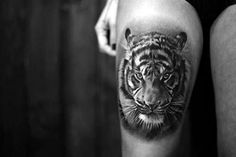 50 Tiger Tattoo Designs for daredevils like �YOU�