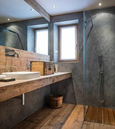 19 Most Amazing Farmhouse Bathroom Tile Shower. Quite notable, decorating that a small bathroom does not call for extensive renovation. Amazing small rustic bathroom decorating ideas on a budget