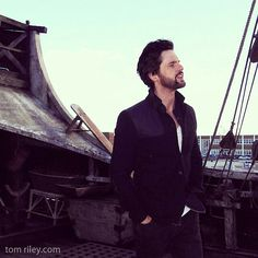 Da Vinci's Demons. Tom Riley