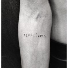 • Equilíbrio • TATTOO INK: Rua: Joaquim Floriano, 302 - Itaim Bibi Fone: (11) 2592-0292 contato@estudiotattooink.com.br al#astattooistas #estudiotattooink #tatuadorasdaatualidade #letter #equilibrio #equilibrium #tatuagensfemininas #tatuagenscaligraficas #tattoo2me #tonoinsptattoos #tattooartistmagazine #tattrx #tattooartist #tattoocomamor #pinkbecker #bishoprotary