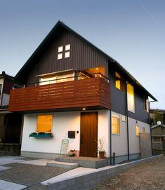 61 Trendy Ideas Design Home Plans Exterior Colors A Frame House Plans, Modern House Plans, House Siding, House Roof, Exterior Colors, Exterior Design, Sims House Design, Weekend House, House Goals