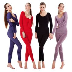 Fashion tights thin women's thermal underwear set abdomen drawing body shaping long johns slimming clothes corset