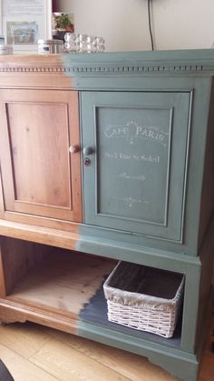 outside furniture ideas Chalk Paint Furniture, Furniture Projects, Furniture Making, Cool Furniture, Refurbished Furniture, Repurposed Furniture, Furniture Makeover, Creation Deco, Diy Home Decor