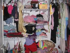 I do this for my sons closet so I know it works. I just haven't used it in my own closet.