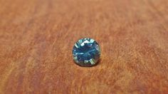 Blue Sapphire 0.65ct / Madagascar