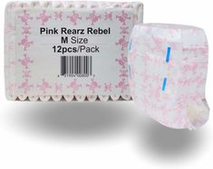 if you've been suffering from bladder issues or anything that causes urinary incontinence, wearing these best adult diaper is one of the best ways Strong Tape, Urinary Incontinence, Fun Prints, Pure Products, Diapers, Rebel, Pink, Fitness, Girls