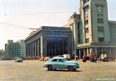 gara de nord Paris, Old Pictures, Time Travel, Nostalgia, Street View, Memories, Country, Traveling, Steel