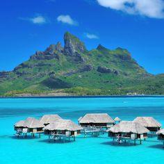 St. Regis Resort @ Bora Bora