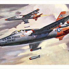 105B Thunderchief  -  Jeff Sexton - Google+
