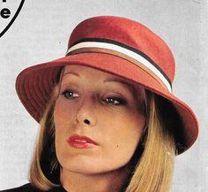 Un chapeau et un béret femme en lainage à faire soi-même