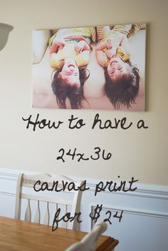frugal wall portrait option