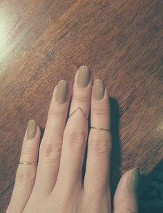 Those rings <3