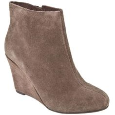 Chinese Laundry At Once Ankle Boots Womens Taupe Suede - Was $69.00 - SAVE $15.00. BUY Now - ONLY $54.00