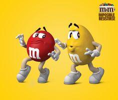 M&M's Chile - ¿Qué maldad habrán hecho Rojo y Amarillo ? ¿De qué escapan ?