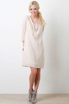 Breezy Faith Dress-URBANOG