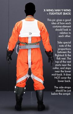 Rebel Legion :: View topic - Rebel Pilot Costume Standards