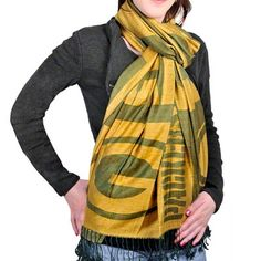 2011 Pashmina Scarf - NFL Green Bay Packers. Buy it   ReadyGolf.com f2180b40d49