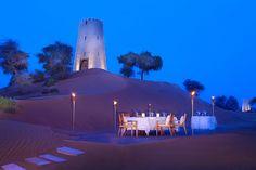Los mejores establecimientos de 2015, según los Villégiature Awards.  Banyan Tree Al Wadi, Mejor Hotel Medio Oriente.