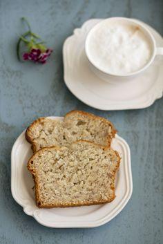 Wegańskie ciasto bananowe Banana Bread, Vegan, Cake, Food, Diet, Kuchen, Essen, Meals, Vegans