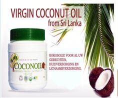Kokosolie is een van de top 5 meest gezonde superfoods en kan gebruikt worden bij het bakken (als gezonde vervanger van margarine of olijfolie), voor de huid (maakt de huid glad), voor het haar (om gezond en sterk haar te krijgen) en voor ontgifting (oil pulling). Goede kokosolie is koudgeperst zodat alle gezonde ingrediënten behouden zijn tijdens het productieproces. Kokoswinkel.nl verkoopt alleen pure koudgeperste kokosolie. Vrijwel al deze producten zijn van extra virgine kwaliteit…