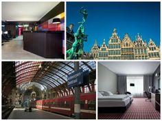 3 dagen in veelzijdig Antwerpen in het hart van de stad inclusief luxe ontbijtbuffet, gratis wifi en korting op parkeren! Vanaf € 59,50 Ook te boeken tijdens de kerstdagen!  http://www.vakantiepiraten.nl/?p=1561
