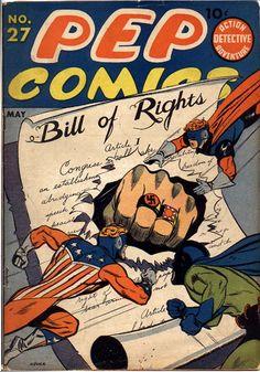 pep comics 27 | Pep Comics Vol 1 27 - Archie Comics Wiki