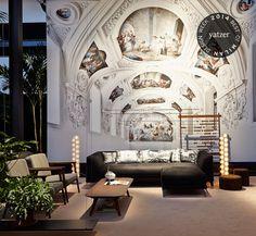 BEST OF MILAN DESIGN WEEK 2014 | Yatzer, lovely interior wall paper