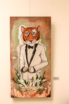 Marie-Helene Pierre © Creative Art, My Arts, Illustration, Painting, Animals, Paint, Animales, Animaux, Painting Art