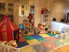Kids playroom :)