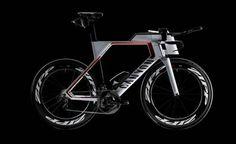 Canyon Triathlon road bike