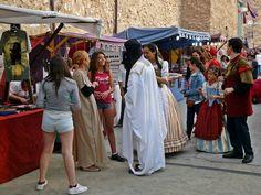 Segorbe celebra su IV mercado medieval