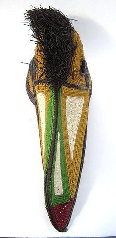 Embera Masks from Panama