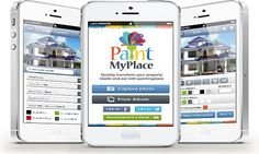 Paint My Place App v1.3 now free with no in-App ads + the awesome bucket tool - Dumo those paint swatches and use your IOS device - get it now https://itunes.apple.com/au/app/paint-my-place-realistic-color/id633043691?mt=8