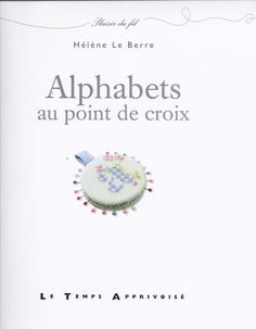 LTA Alphabets au point de croix