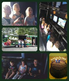 The GameTruck Party