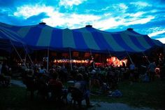 Big Top Chautauqua | Entertainment | Music & Entertainment - Section | Madeline Island Chamber of Commerce