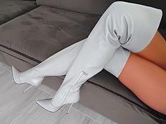 5c134f09263122 Die 13 besten Bilder von Weiße Stiefel