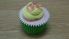 Lemon cupcake for fundraising Sep 2015