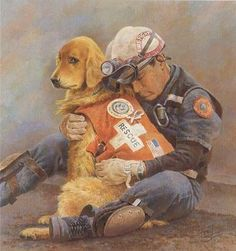 dog heroes of september 11th a tribute to america's search and rescue dogs - Google Search
