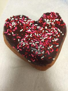 Paige Comried -  Ask and you shall receive - LaMar's Donuts @rboeckner