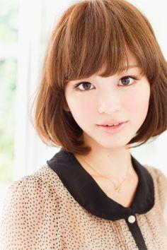 LADYSショート [モデル:土田 紗友実/スタイリスト:山田 あさみ]   ヘアスタイル・髪型   美容室 リップス
