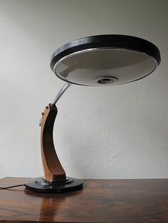 Fase Presidente 50s table or desk lamp by Fase Madrid