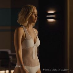 One Secret Will Change Everything. Chris Pratt and Jennifer Lawrence Star In PASSENGERS. In Theaters Christmas.